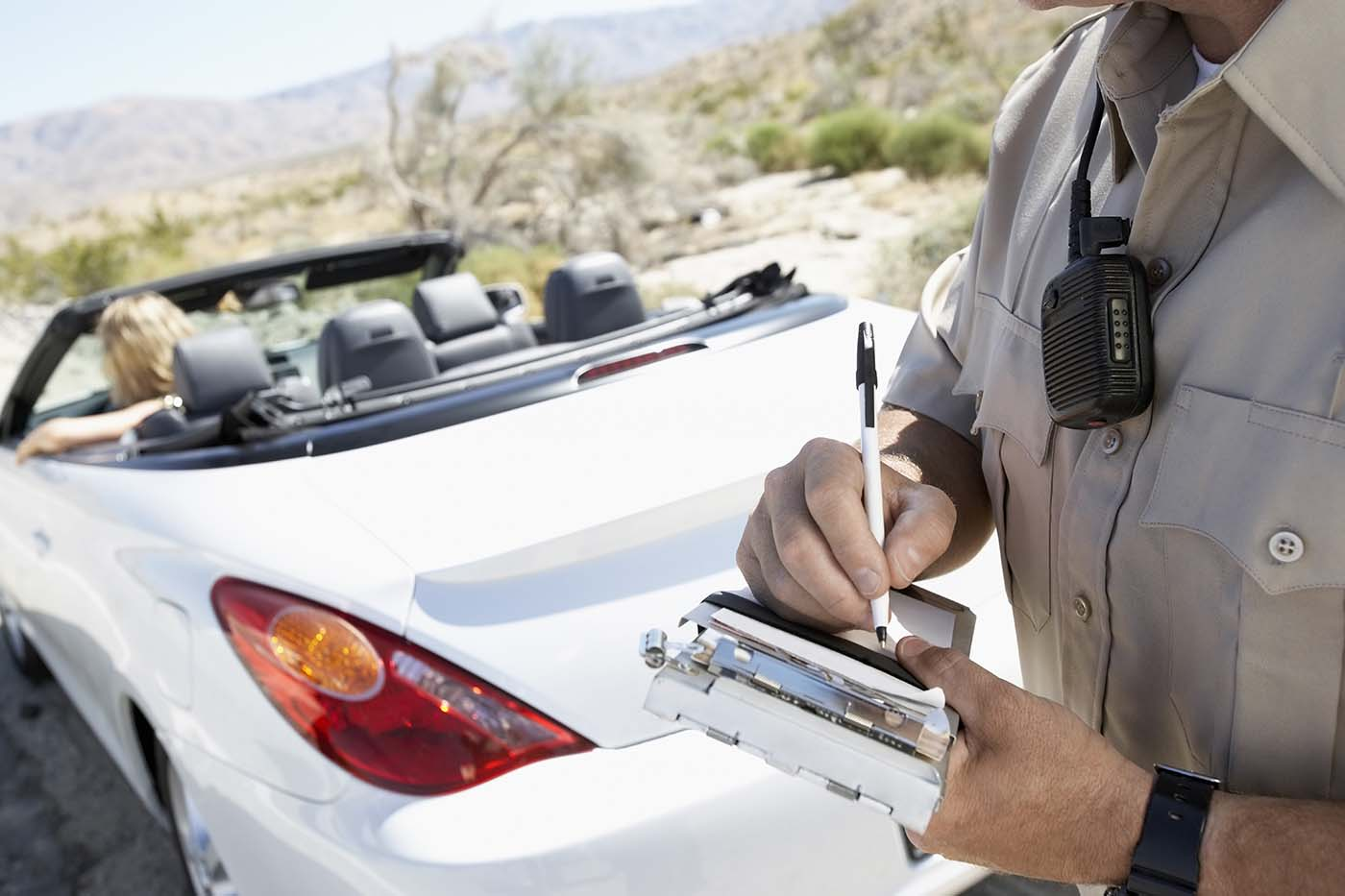 The End of Summer Break - Let the Speeding Tickets Roll